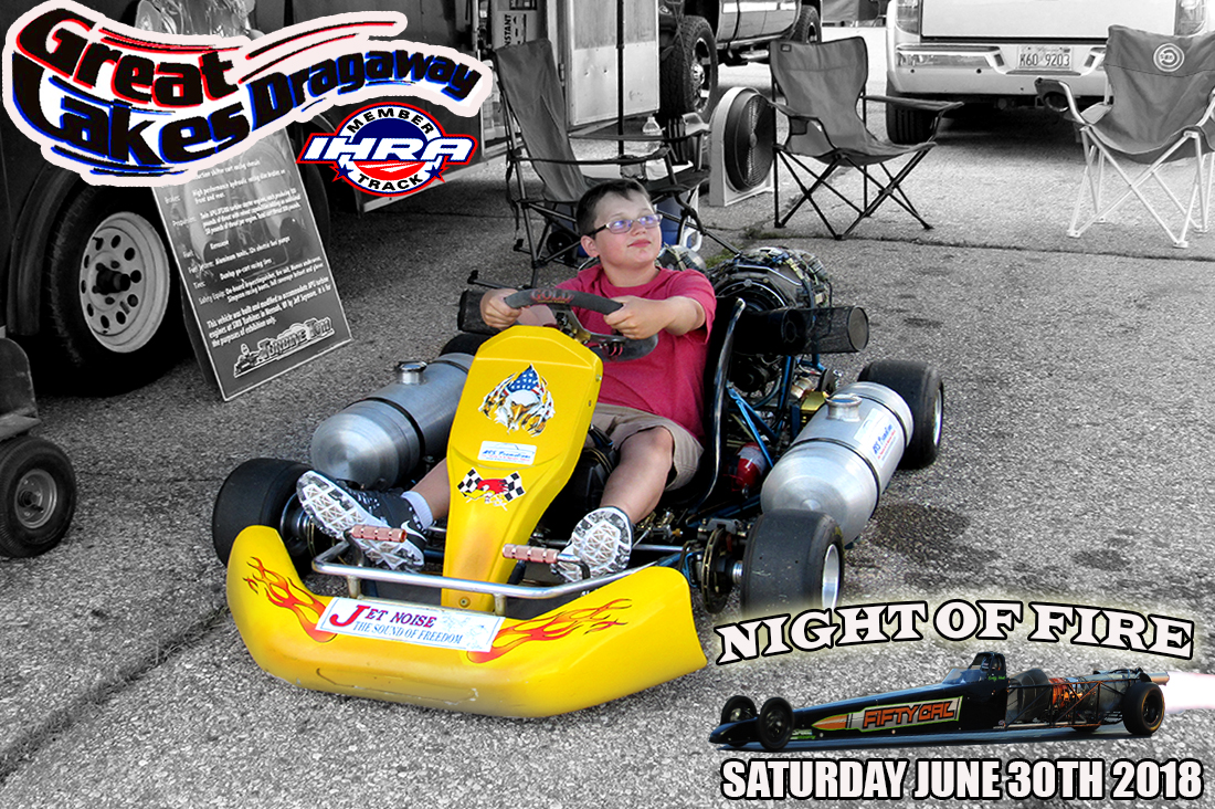 Night of Fire | Great Lakes Dragaway